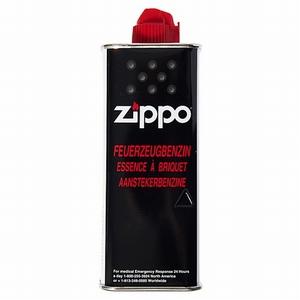 Zippo fluid