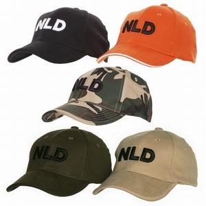 Baseball cap NLD Diverse kleuren