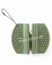 Knife Sharpener Block Olive