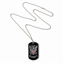 US Dog Tag Navy