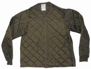 Gewatteerd KL jasje