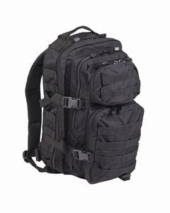 US Assaultpack Zwart Molle Small 30 L