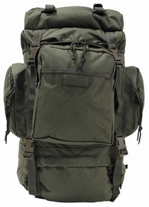 Commando rugzak Olive green