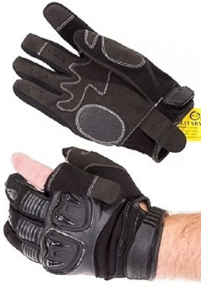 Airsoft Tactical Gloves met flexibele Trigger-Finger