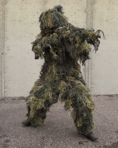 "Gillie suit ""anti fire"" Sniper suit"