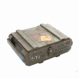 Houten leger kistje Polska KGN 59
