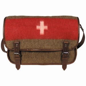 "Zwitserse tas ""Red cross"""