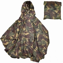 Poncho NL camouflage