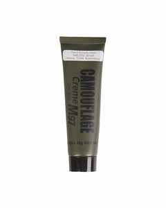 Nato camo make up tube in bruin en groen of zwart