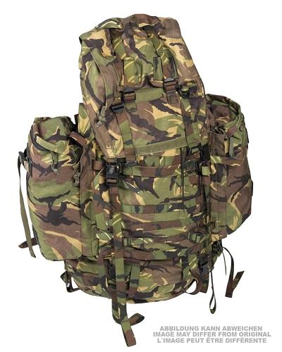 Alpine Saracen NL Rugzak Camouflage +/- 120 Liter