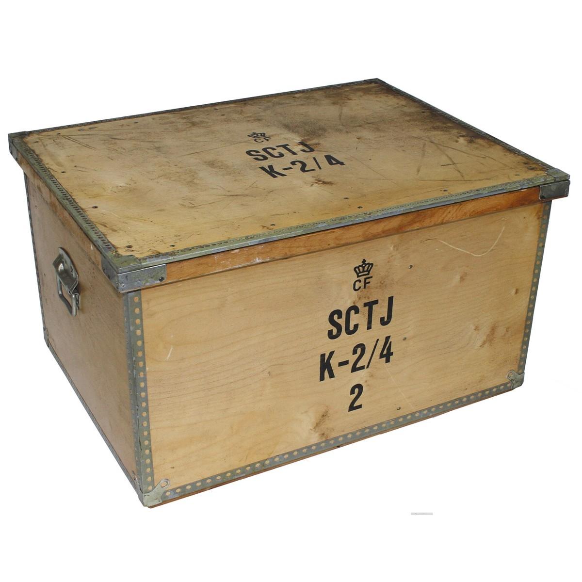 Mooie Houten Box.Aanbieding Industriele Houten Kist Industrial Clean Big