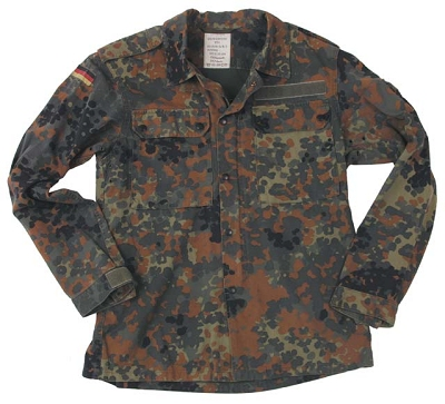 BW BDU Set broek en jasje origineel gebruikt