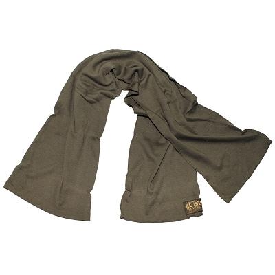 Col NL leger colshawl oude model halfwol