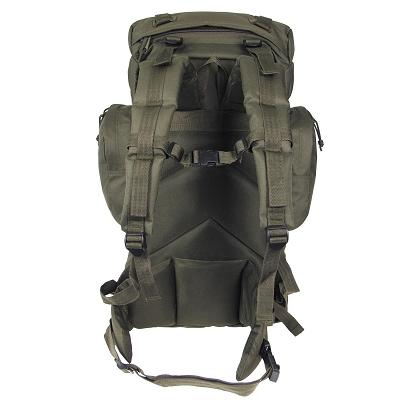 Commando rugzak Olive green 55 L