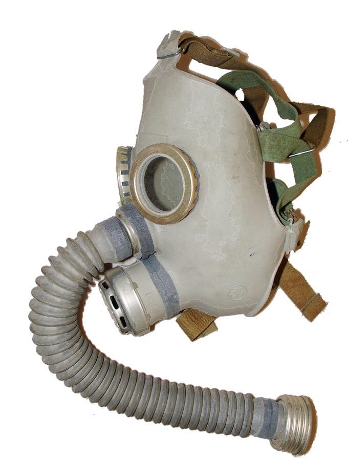 Russisch kinder gasmasker zonder filter