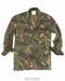 NL Camouflage veldshirt/overhemd lange of korte mouw
