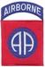 Embleem AA Airborne