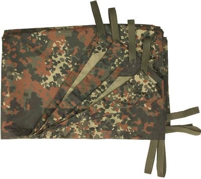 Tarp Flecktarn camouflage