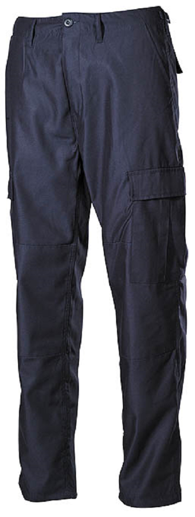 US BDU leger broek Blue