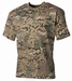 US Camouflage Multicam Operation-camo T-shirt