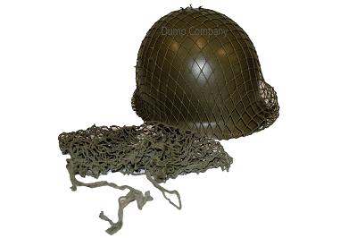 Helmnet, groen