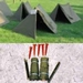 Pup Tent NL-US origineel, gebruikt