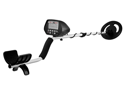 BE11642 / Barska Metal Detector Elite Edition Digitaal