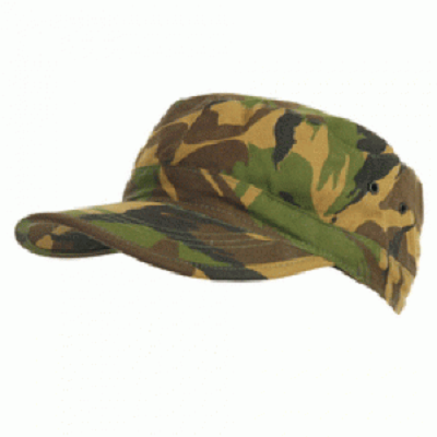 Veldpet, Nederlands camouflage