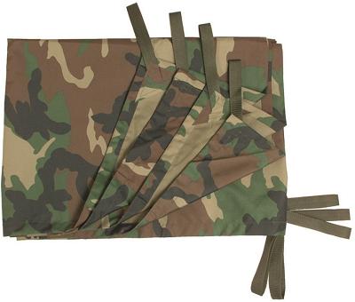 Tarp Woodland camouflage