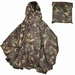 Leger Poncho NL camouflage