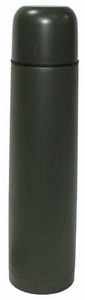 Thermosfles 1 ltr Olive green