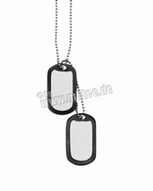 Dog Tag US blank set compleet