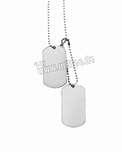 Dog Tag US blank set