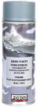 Legerverf spuitbus Flat Battleship Grey