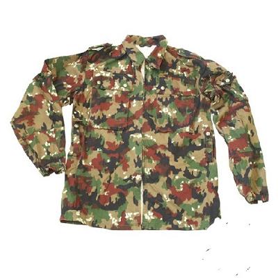 Zwitserse  BDU M83 Set broek en jas origineel Nieuw !