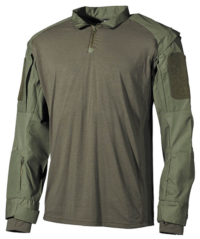 US Leger Tactical Combat shirt olive