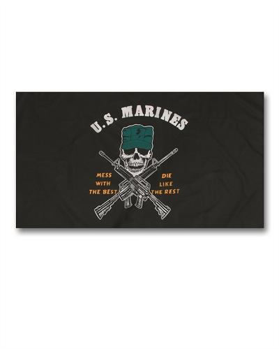 Vlag US Marines