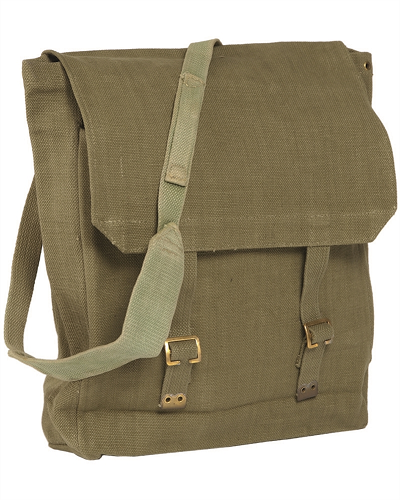Engelse - Nederlandse Pukkel Ransel Large Pack groen M37