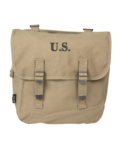 US WO II  MUSETTE BAG M36