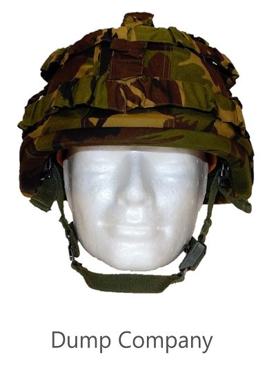 Kevlarhelm kevlar helm NL legerhelm