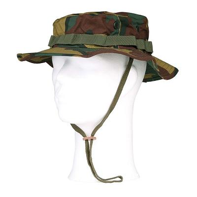 Bushhat Belgisch camouflage