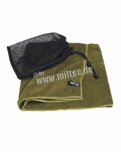 Handdoek microfiber 100 cm x 50 cm
