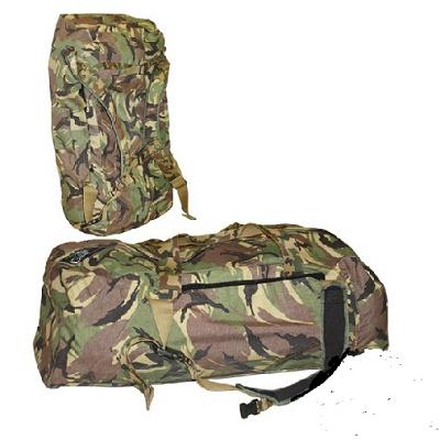 Tas NL Leger groot, rugzakmodel  In NL Camouflage