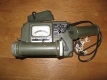Radioactiviteitsmeter Geigerteller  NL Leger