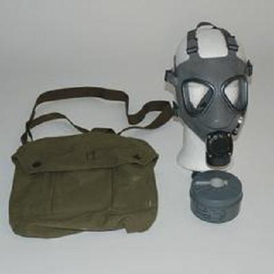 Gasmasker Fins leger