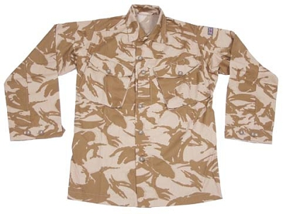 BDU shirt  UK Dessert