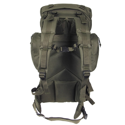 Commando rugzak Olive green 55 L