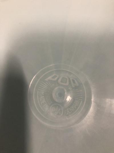 Emmer blue 10l 2 stuks € 2,75