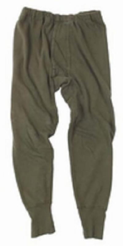 Lange KL onderbroek halfwol
