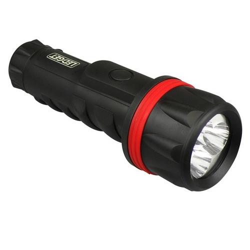LEDGET Zaklamp LED Medium 2x D